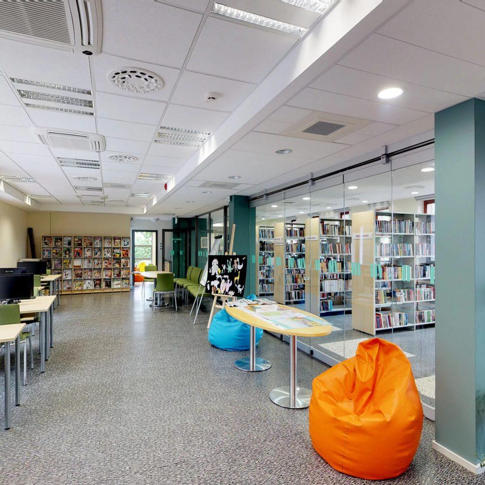 Mazcenas Bibliotēka Jaunmārupē